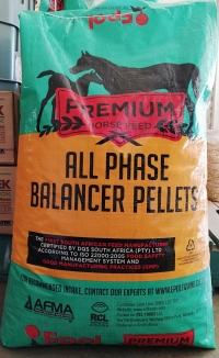 Equine feed all phase balancer